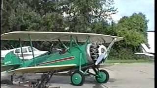 Waco Taperwing, Joe H. @ ISZ; 2001