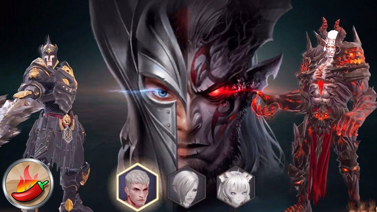 Devilian (By GAMEVIL Inc.) iOS / Android Gameplay