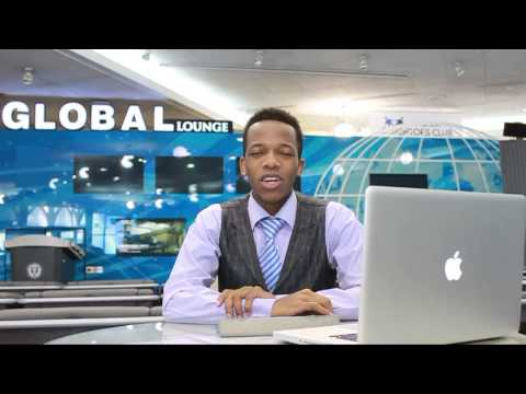 Tanzanian Guy Broadcasting In Korean HD