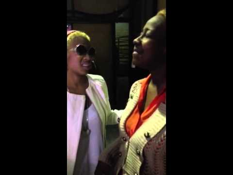 LeAndria Johnson sings for Keyshia Cole - LORD KEEP ME DAY