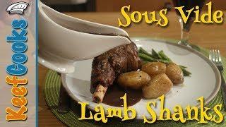 Sous Vide Lamb Shanks   Stop Sous Vide Evaporation