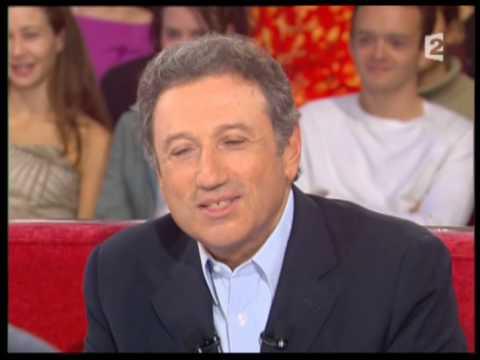 Alizée interviewed with Gérard Depardieu