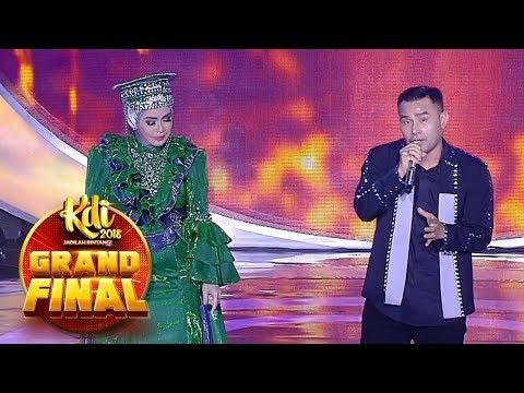 Pecah Abis! Penampilan Iyeth Bustami Ft Judika [CINTA KITA] - Grand Final KDI (2/10)