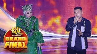 Pecah Abis! Penampilan Iyeth Bustami Ft Judika [CINTA KITA] - Grand Final KDI (2/10) MP3