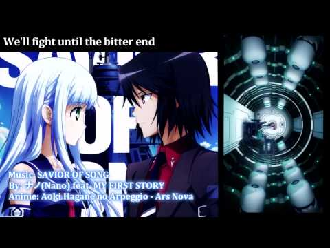 SAVIOR OF SONG by ナノ(Nano) feat. MY FIRST STORY (Pitched)