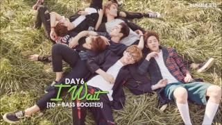 Video [3D+BASS BOOSTED] DAY6 - I WAIT | bumble.bts download MP3, 3GP, MP4, WEBM, AVI, FLV Maret 2018