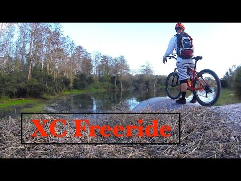 Riverbend Park XC Freeride