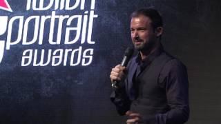 Gianluca Impastato agli Sportrait 2017