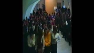 1º PARTE-   CULTO DE BENDICION EN LA IGLESIA VIEJA DE HELLIN  FECHA 16-3-1995