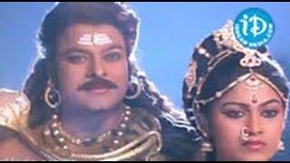 Aapathbandhavudu Songs - Hara Hara Maha Shankara Song - Chiranjeevi - Meenakshi Sheshadri