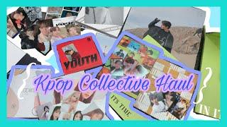 ⭐️First Kpop Collective Haul⭐️[Stray Kids, DKB, GOT7, ONEUS,…
