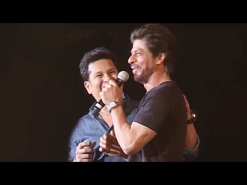 Exclusive: Shah Rukh Khan and Sachin Tendulkar speech for The Global Citizen India Concert 2016