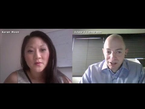 Venture Lawyer Ed Zimmerman Mentors Trendalytics | WSJ Startup of the Year