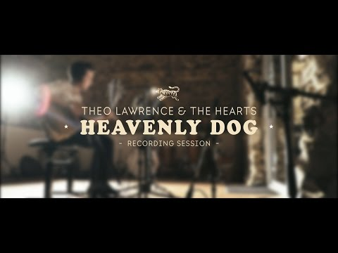 Theo Lawrence & The Hearts - Heavenly Dog (Official Video - Recording Session)