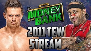 Money In the Bank PPV! | WWE 2011 | Total Extreme Wrestling Stream