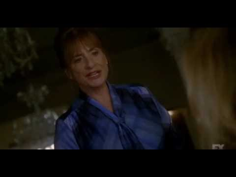 American Horror Story Coven - Joan The Neighbour Confronts Fiona Goode