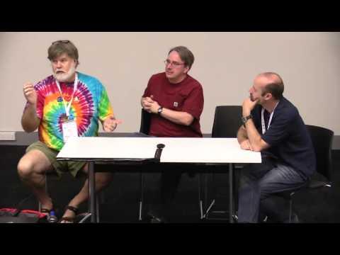 Keynote (HD 720p): Linus Torvalds