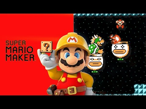 Stampy And Sqaishey Mario Maker : [Full Download] Super Mario Maker Stampy Goes To Mars Level