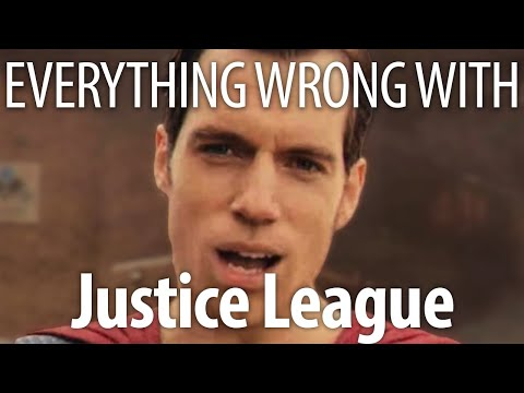 Everything Wrong With Justice League In 24 Minutes Or Less