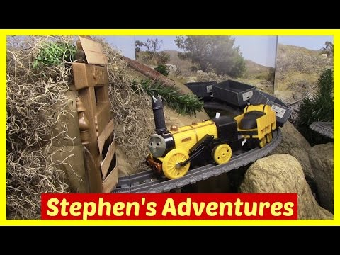 Thomas and Friends Accidents will Happen Toy Trains Thomas the Tank