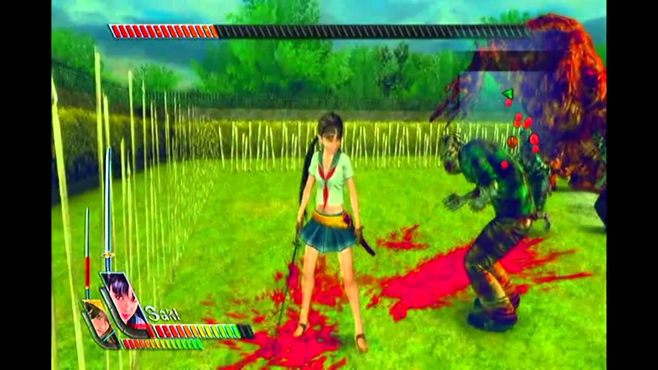 Onechanbara: Bikini Samurai Squad -