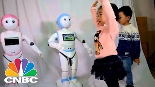 iPal Robot, The Child-Friendly Babysitter For Your Kids, Meets Mixed Expectations | CNBC