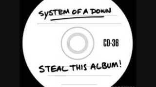 System Of A Down- 36