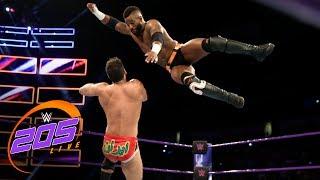 Cedric Alexander vs. Ariya Daivari: WWE 205 Live, June 13, 2017
