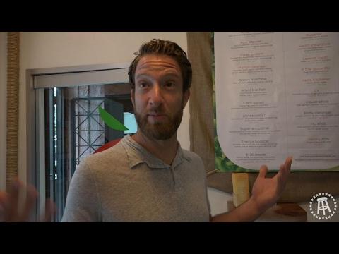 Barstool Pizza Review - Nizza (Bonus Acai Bowl Review)