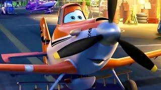 Самолеты мультфильм Disney | Вспоминаем лучшее из Диснея  | Отрывок | Дасти Полейполе