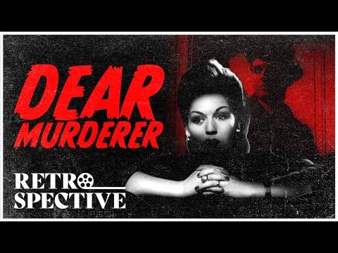 Dear Murderer (1947) - Full Movie