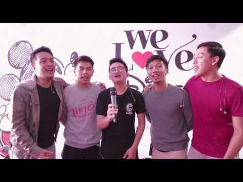 We Love Disney Concert | Behind-the-Scenes with 5 Romeo
