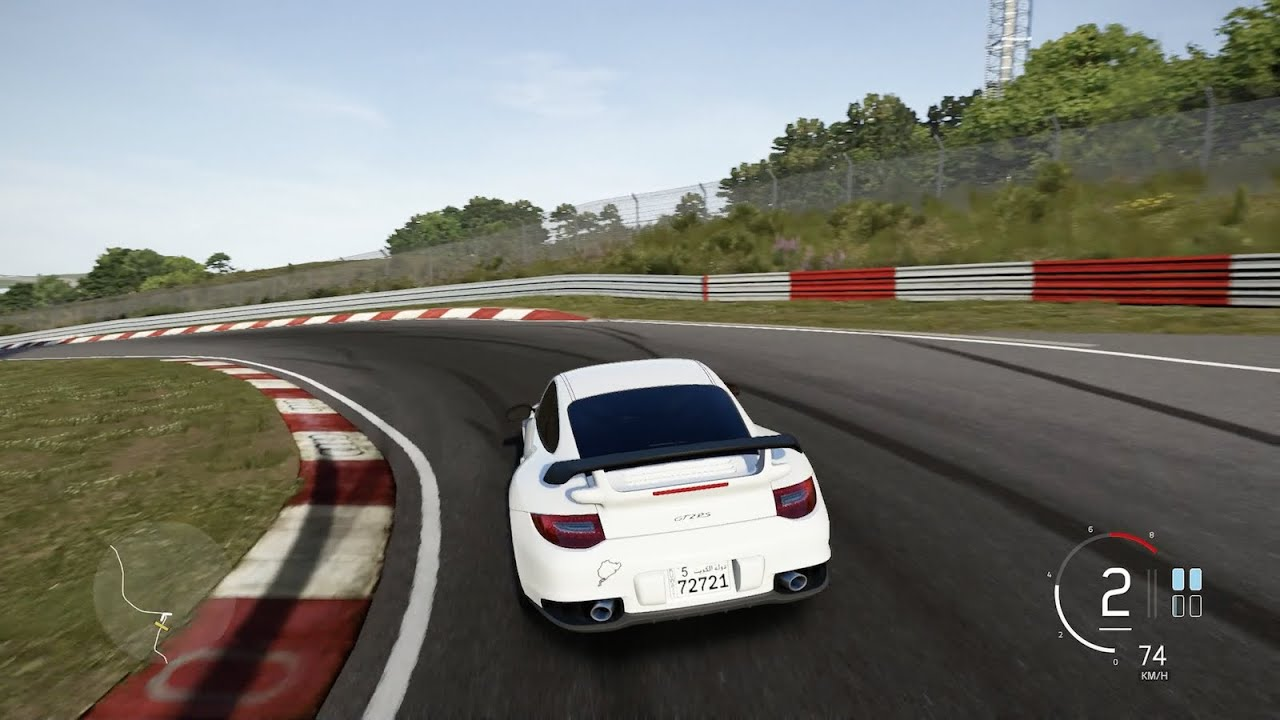forza motorsport 6 porsche gt2 rs n rburgring nordschleife gameplay 7 12 youtube