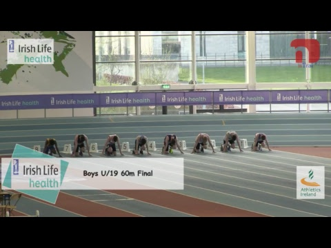 Irish Life Health Juvenile Indoor Championships - Day 2, 2017