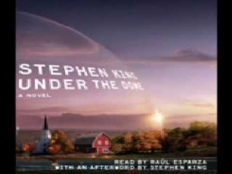 Stephen King Under the Dome Audio Book