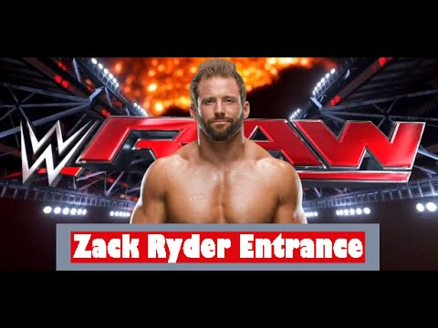 Zack ryder entrance music