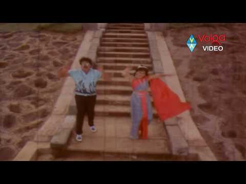 Manchi Donga Movie Songs - Naa Rendu Kallaki - Chiranjeevi Vijaya Shanthi