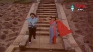 Manchi Donga Movie Songs - Naa Rendu Kallaki - Chiranjeevi Vijaya Shanthi