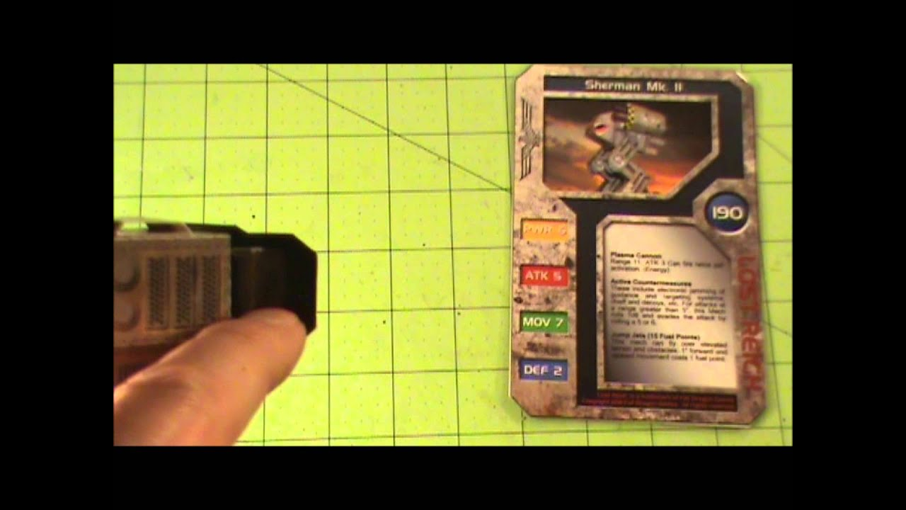 Fat Dragon Games Lost Reich Base Set Product Review
