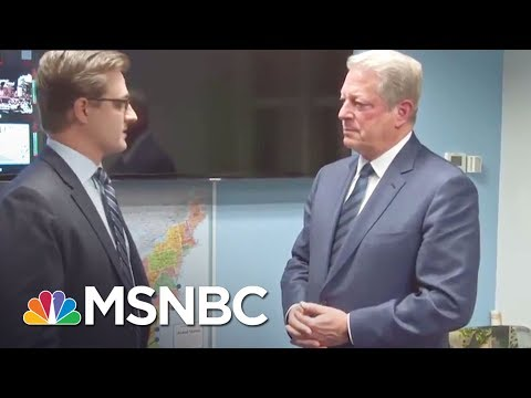 Al Gore Sees Reason For Hope On Climate Change | All In | MSNBC