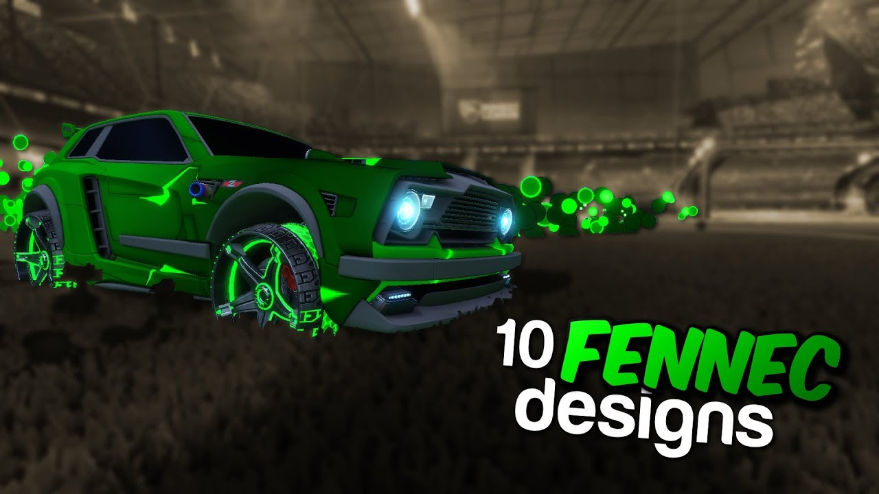 10 Beautiful Fennec Designs In Rocket League Fashion Friday Youtube It can also be obtained through trading between players. 10 beautiful fennec designs in rocket league fashion friday