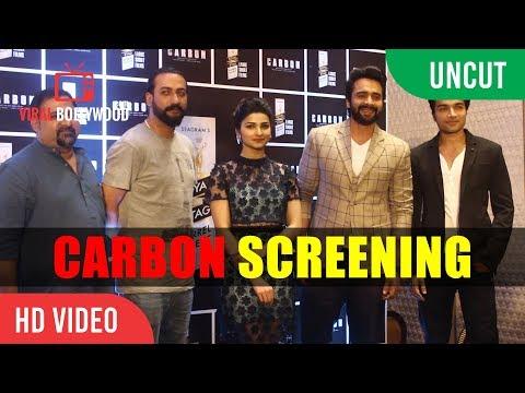 UNCUT - Carbon Short Film Screening Jackky Bhagnani, Prachi Desai and Maitrey Bajpai