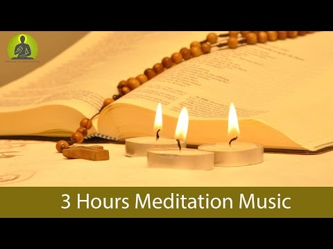 """""""CLEARING SUBCONSCIOUS NEGATIVITY"""" MEDITATION MUSIC FOR POSITIVE ENERGY, RELAX MIND BODY - 981"""