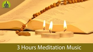 'CLEARING SUBCONSCIOUS NEGATIVITY' MEDITATION MUSIC FOR POSITIVE ENERGY, RELAX MIND BODY - 981