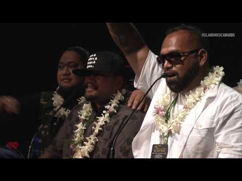 Island Music Awards - Rebel Souljahz Acceptance Speech + Backstage