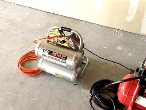 Gmc Syclone Air Compressor