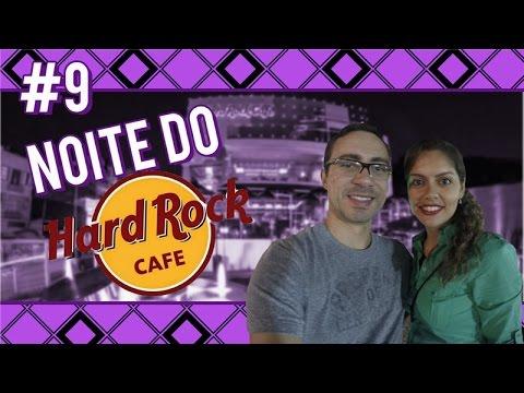 #9 - Conhecendo o Hard Rock Café Curitiba