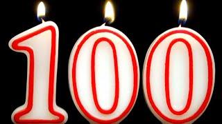 Юбилей первая 100 подписчиков=)
