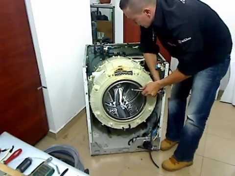Reparacion mantenimiento de lavadora samsung, whirlpool ... - photo#1