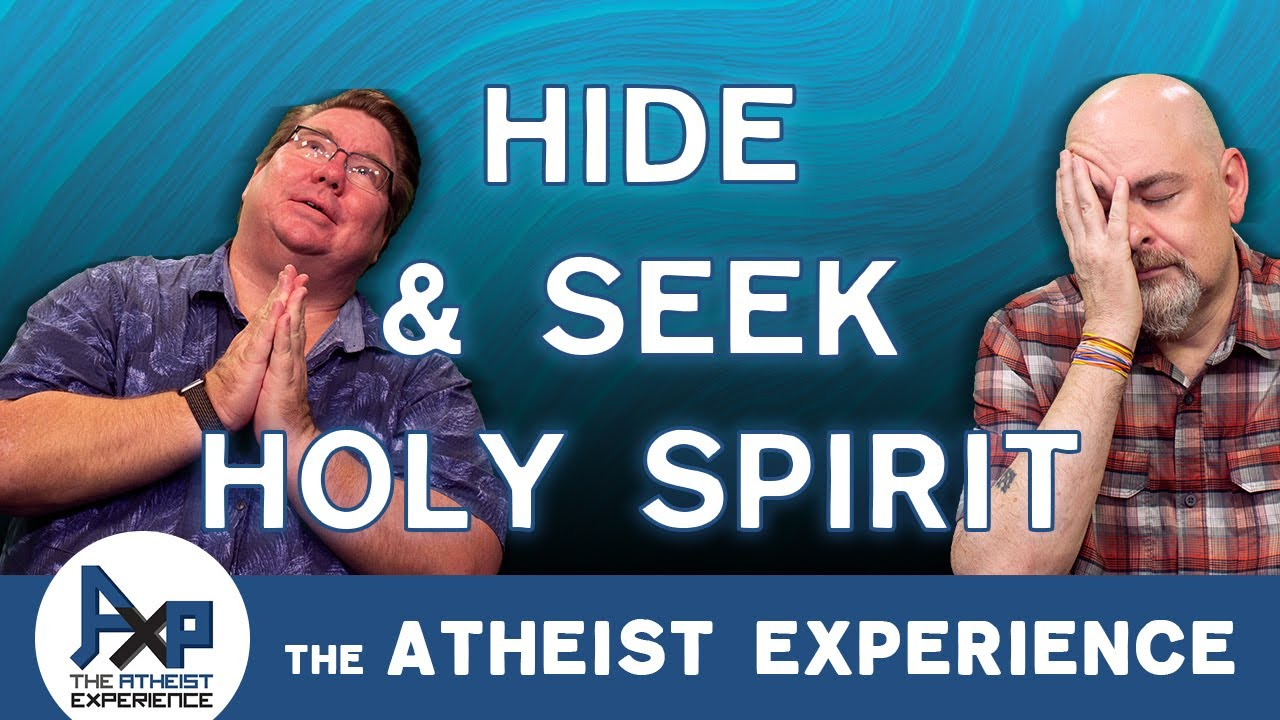 I Was An Atheist, Too...I Can Get You the Holy Spirit | Luke-GA |The Atheist Experience 24.27